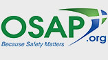 Organization for Safety, Asepsis and Prevention logo